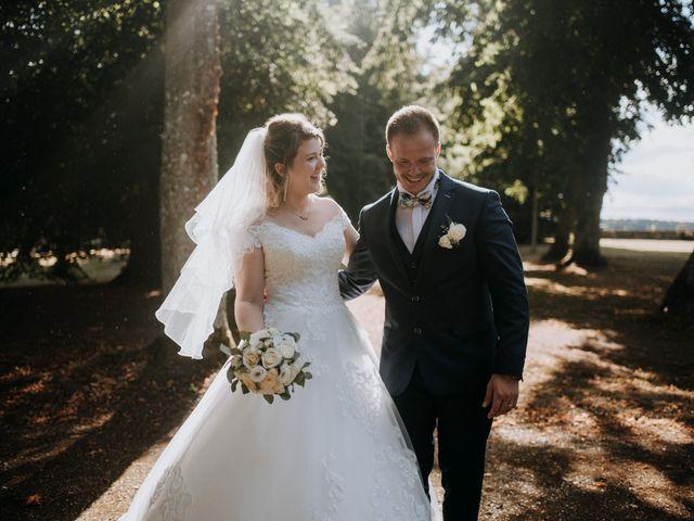 Le mariage de Anthony et Charlène à Lyons-la-Forêt, Eure 66