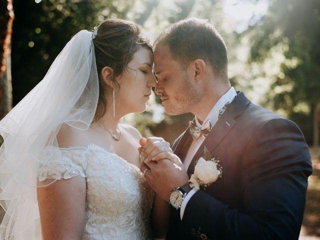 Le mariage de Anthony et Charlène à Lyons-la-Forêt, Eure 69