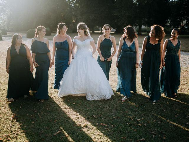 Le mariage de Anthony et Charlène à Lyons-la-Forêt, Eure 70