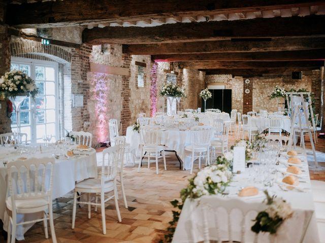Le mariage de Anthony et Charlène à Lyons-la-Forêt, Eure 74