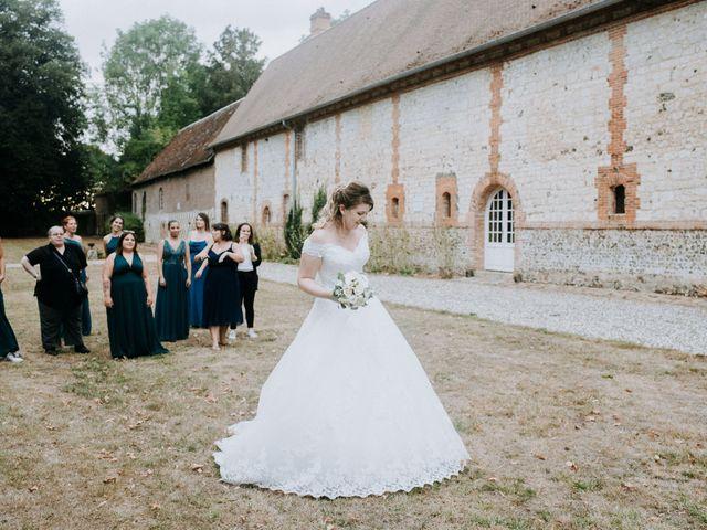 Le mariage de Anthony et Charlène à Lyons-la-Forêt, Eure 76