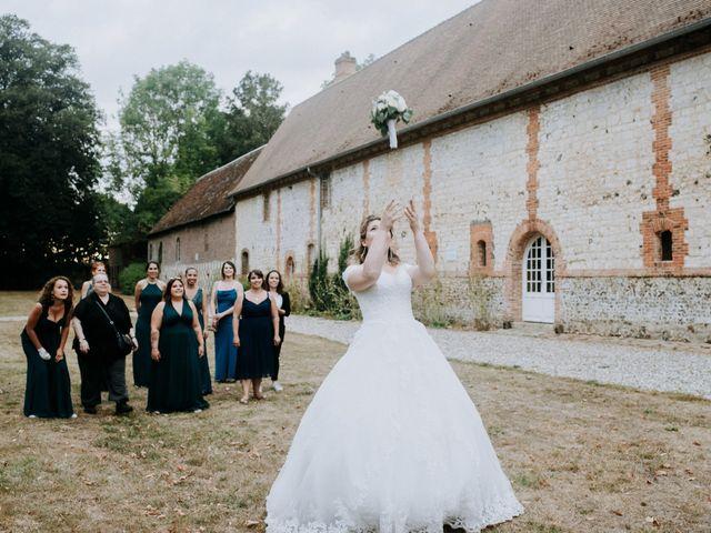 Le mariage de Anthony et Charlène à Lyons-la-Forêt, Eure 77