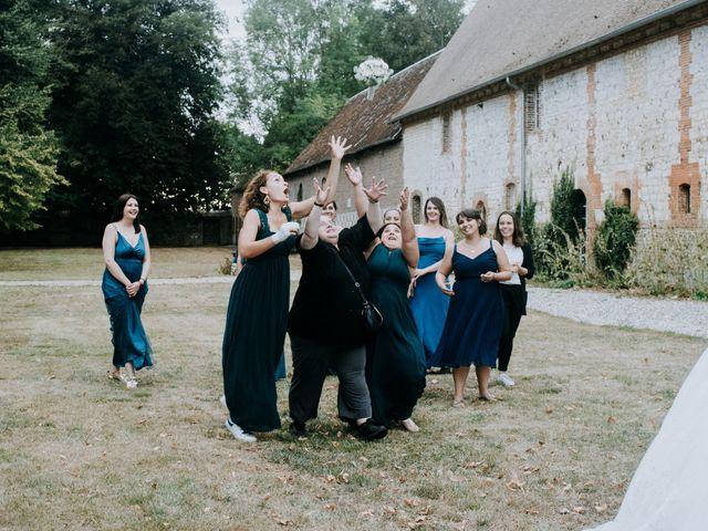 Le mariage de Anthony et Charlène à Lyons-la-Forêt, Eure 78