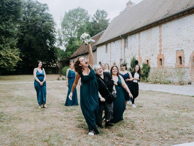 Le mariage de Anthony et Charlène à Lyons-la-Forêt, Eure 79