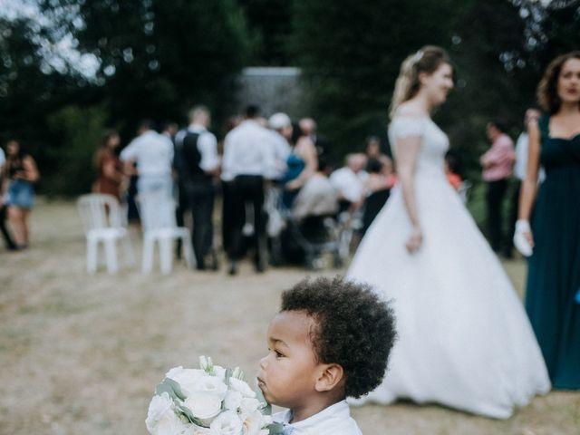 Le mariage de Anthony et Charlène à Lyons-la-Forêt, Eure 80