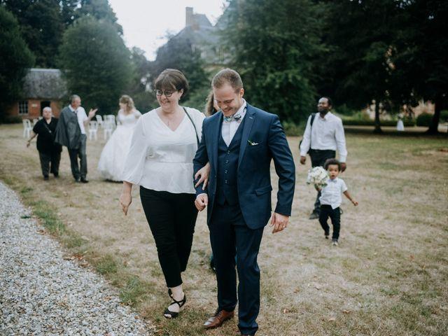 Le mariage de Anthony et Charlène à Lyons-la-Forêt, Eure 82