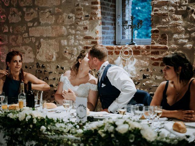 Le mariage de Anthony et Charlène à Lyons-la-Forêt, Eure 86