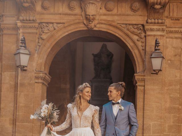 Le mariage de Thomas  et Charlotte  à Aix-en-Provence, Bouches-du-Rhône 17