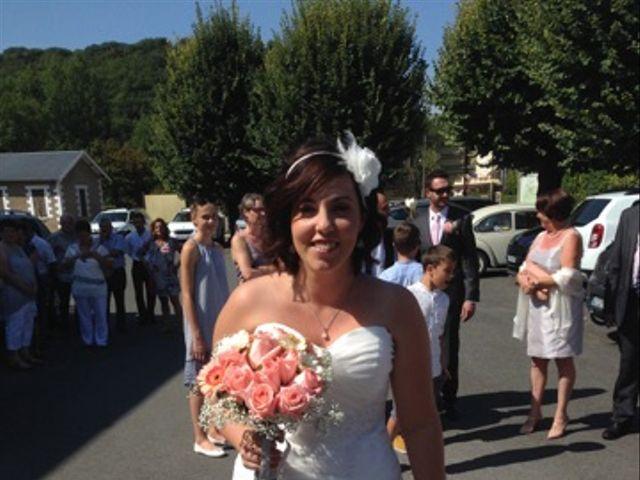 Le mariage de Ben et Marion à Condat-sur-Vézère, Dordogne 3