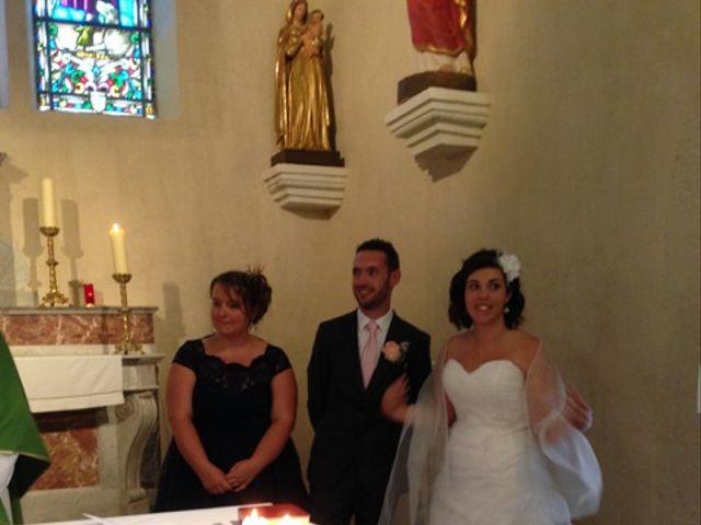 Le mariage de Ben et Marion à Condat-sur-Vézère, Dordogne 4