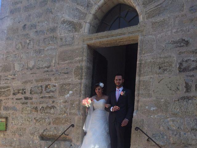 Le mariage de Ben et Marion à Condat-sur-Vézère, Dordogne 14