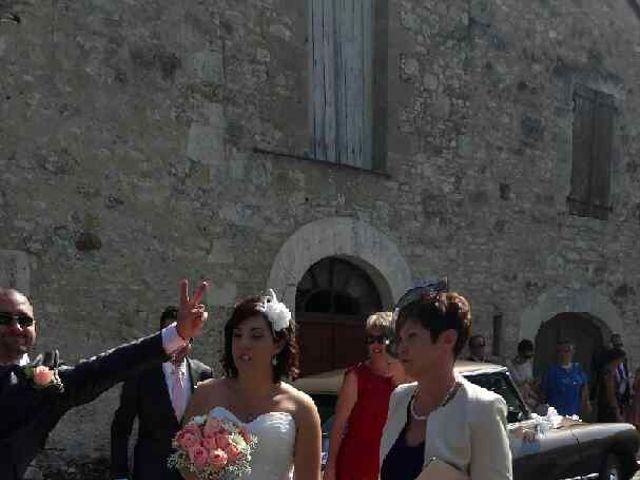 Le mariage de Ben et Marion à Condat-sur-Vézère, Dordogne 18