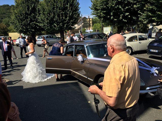 Le mariage de Ben et Marion à Condat-sur-Vézère, Dordogne 23