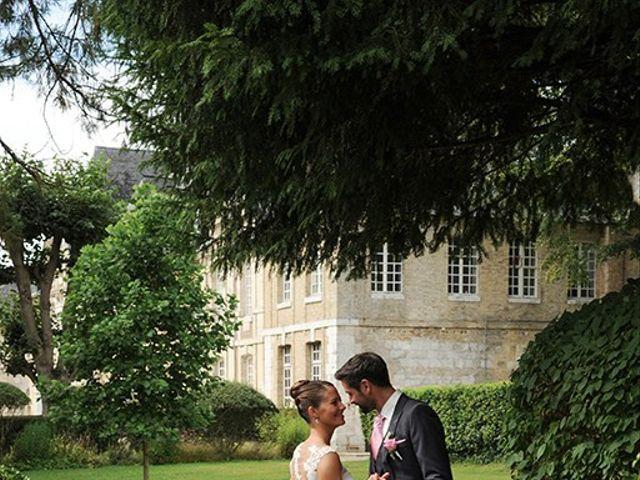 Le mariage de Thomas et Audrey à Yvetot, Seine-Maritime 3