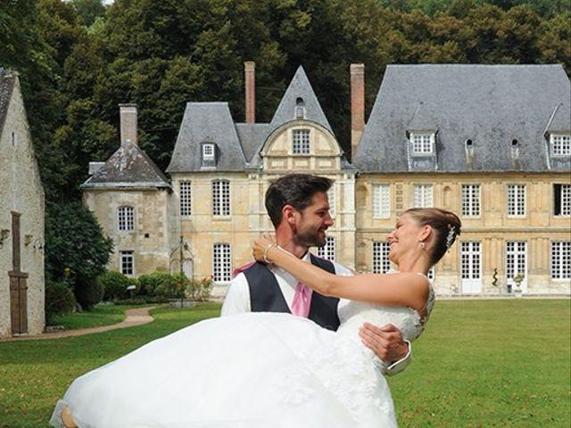 Le mariage de Thomas et Audrey à Yvetot, Seine-Maritime 4
