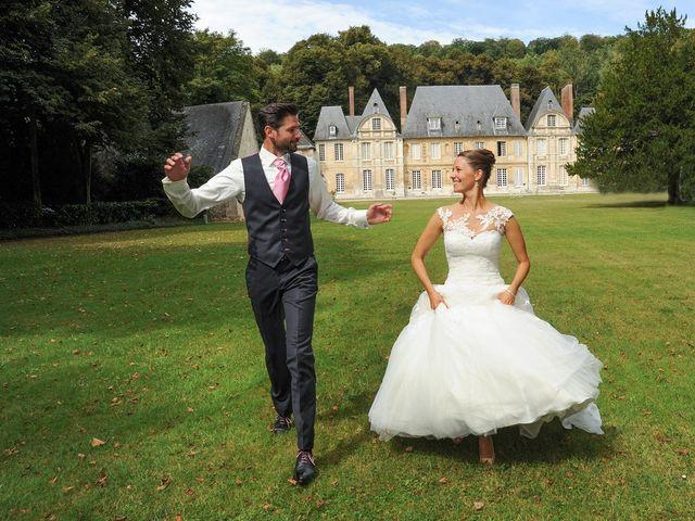 Le mariage de Audrey et Thomas