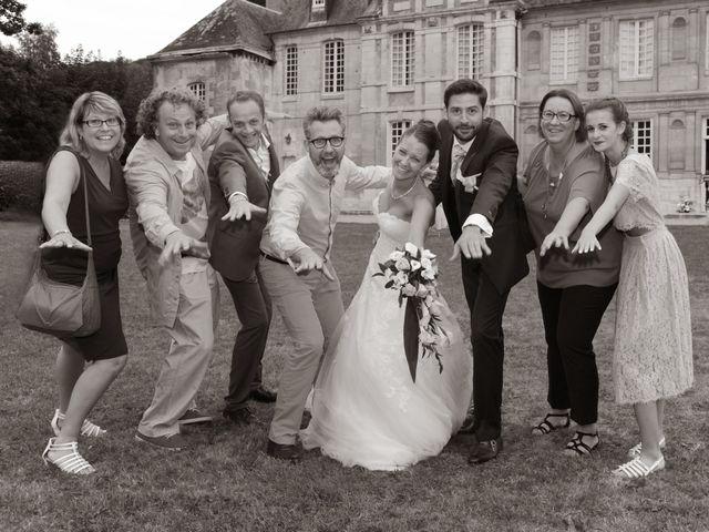 Le mariage de Thomas et Audrey à Yvetot, Seine-Maritime 17