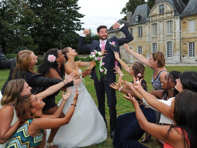 Le mariage de Thomas et Audrey à Yvetot, Seine-Maritime 18