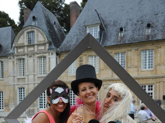 Le mariage de Thomas et Audrey à Yvetot, Seine-Maritime 20
