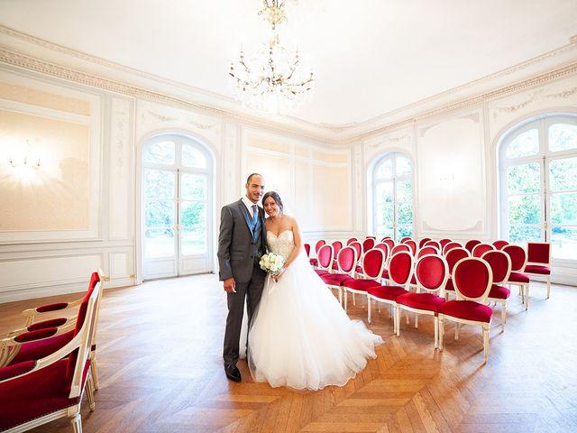 Le mariage de Marie et Thibault
