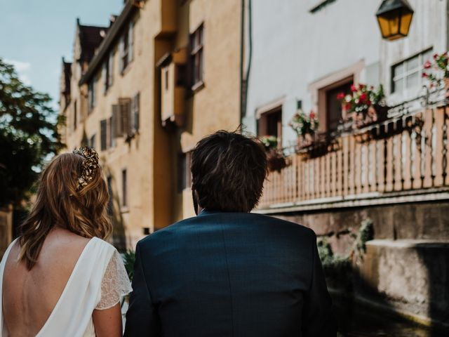 Le mariage de Pierre-Sébastien et Audrey à Westhalten, Haut Rhin 2