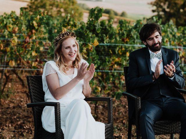 Le mariage de Pierre-Sébastien et Audrey à Westhalten, Haut Rhin 5