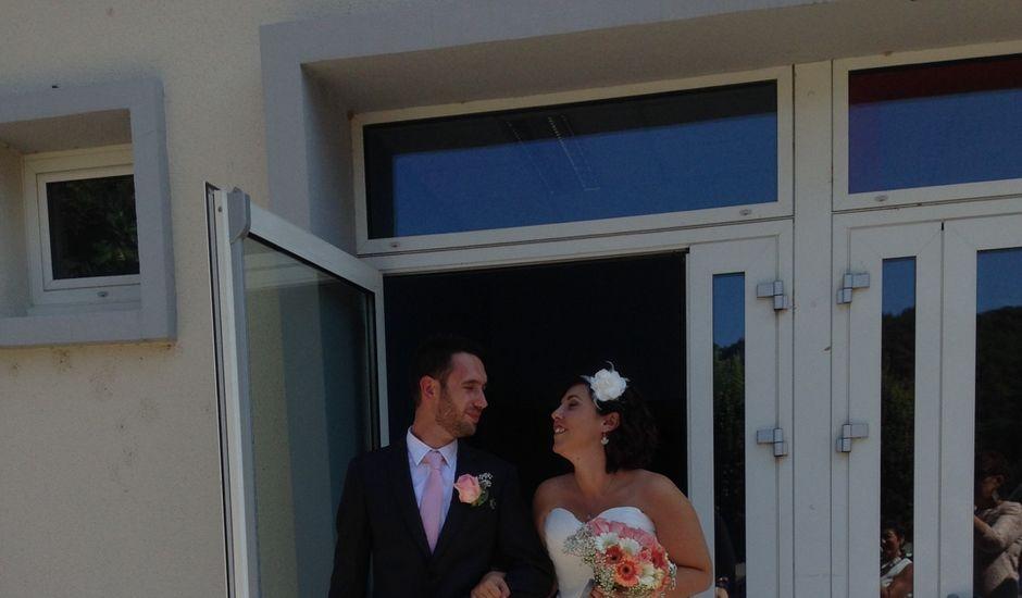 Le mariage de Ben et Marion à Condat-sur-Vézère, Dordogne