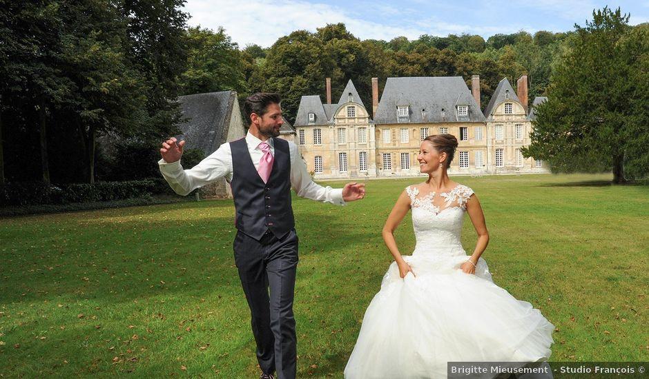 Le mariage de Thomas et Audrey à Yvetot, Seine-Maritime