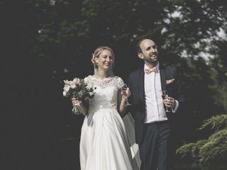 Le mariage de Isabelle et Arnaud 1