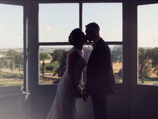 Le mariage de Alison et Romain
