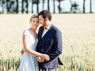 Le mariage de Victoria et Florian