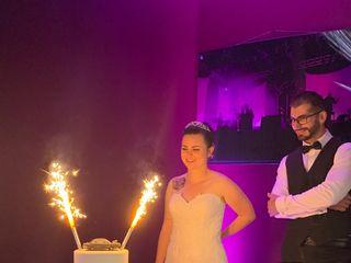 Le mariage de Pamela et Geoffrey 1