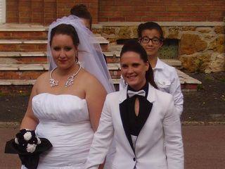 Le mariage de Emeline et Angélique 2