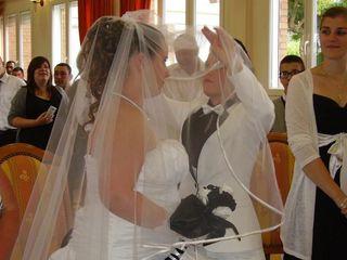 Le mariage de Emeline et Angélique