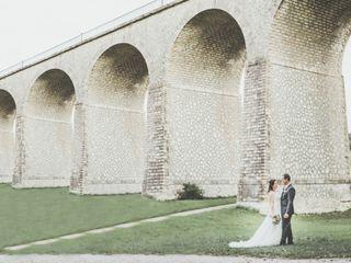 Le mariage de Laurie et Benjamin