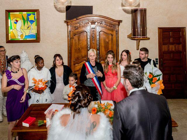 Le mariage de Thierry et Pascale à Entressen, Bouches-du-Rhône 5