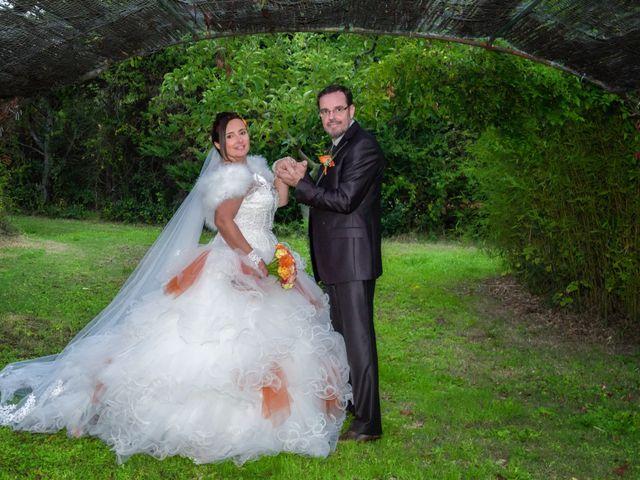 Le mariage de Thierry et Pascale à Entressen, Bouches-du-Rhône 6