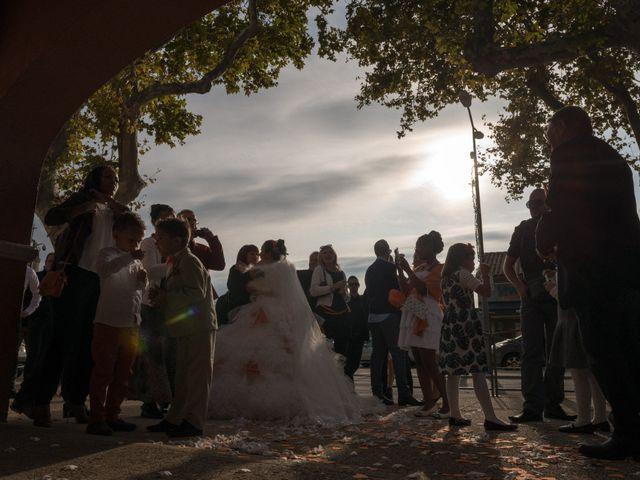 Le mariage de Thierry et Pascale à Entressen, Bouches-du-Rhône 9