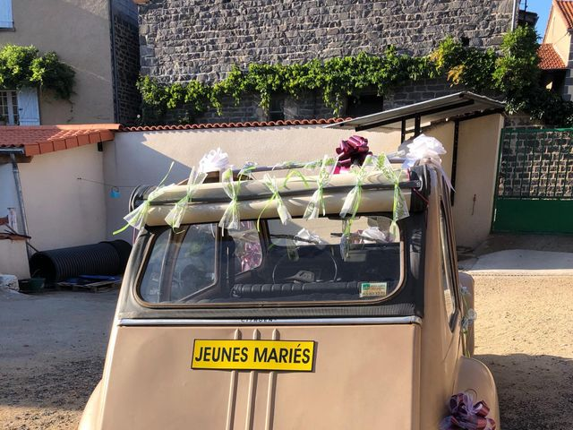 Le mariage de Olivier et Sandrine à Saint-Ignat, Puy-de-Dôme 24