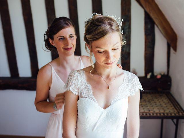 Le mariage de Florian et Victoria à Seynod, Haute-Savoie 6