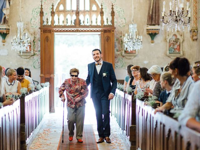 Le mariage de Florian et Victoria à Seynod, Haute-Savoie 13