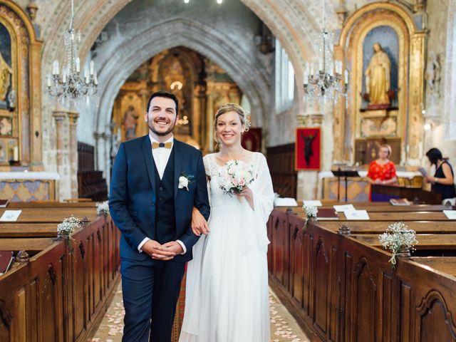 Le mariage de Florian et Victoria à Seynod, Haute-Savoie 27