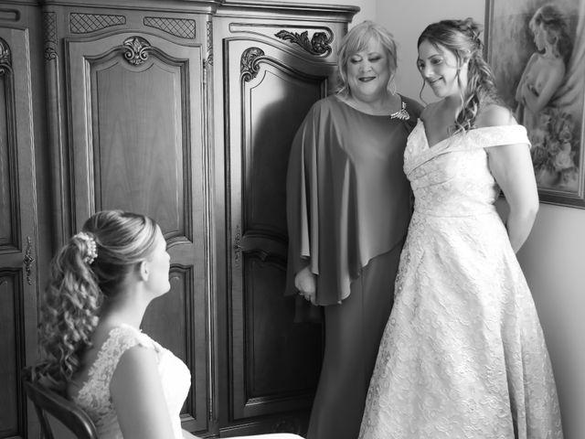 Le mariage de Florian et Amandine à Livry-Gargan, Seine-Saint-Denis 14