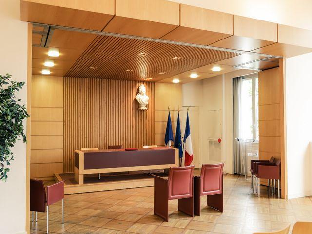 Le mariage de Florian et Amandine à Livry-Gargan, Seine-Saint-Denis 27