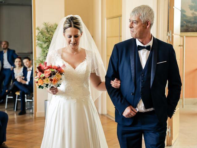 Le mariage de Florian et Amandine à Livry-Gargan, Seine-Saint-Denis 34
