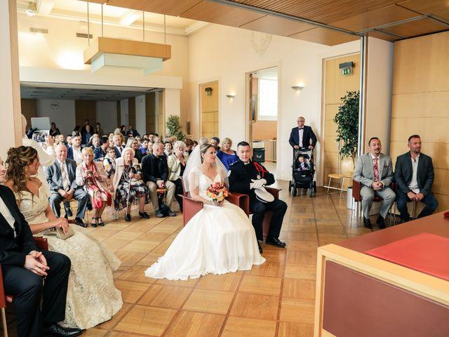 Le mariage de Florian et Amandine à Livry-Gargan, Seine-Saint-Denis 35