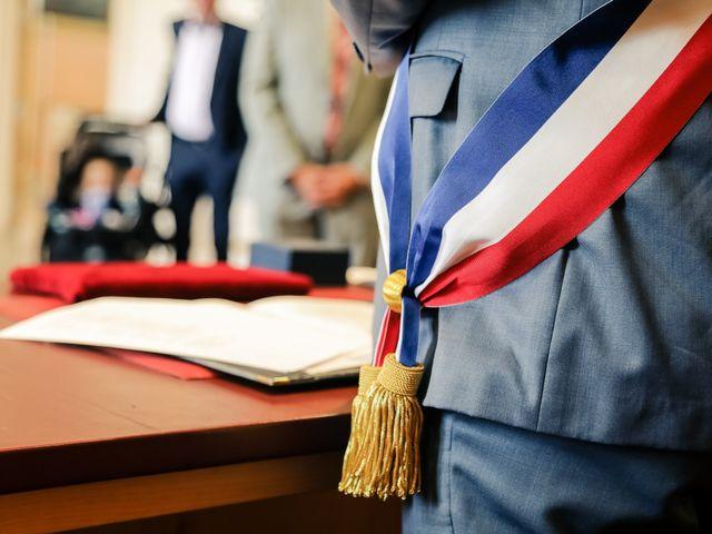 Le mariage de Florian et Amandine à Livry-Gargan, Seine-Saint-Denis 40