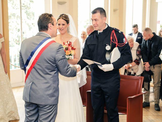 Le mariage de Florian et Amandine à Livry-Gargan, Seine-Saint-Denis 54
