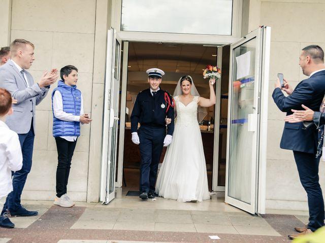 Le mariage de Florian et Amandine à Livry-Gargan, Seine-Saint-Denis 55