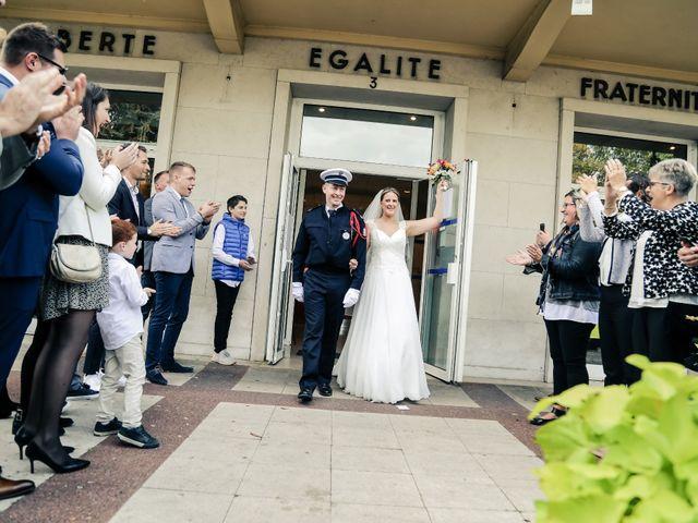 Le mariage de Florian et Amandine à Livry-Gargan, Seine-Saint-Denis 56